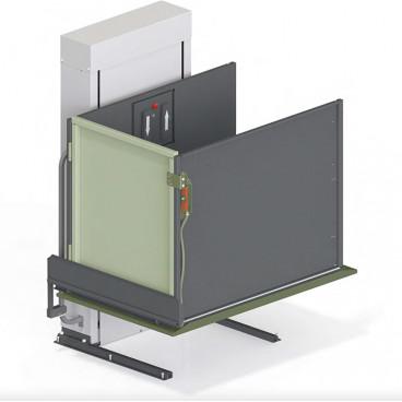 vertical platformlift for home