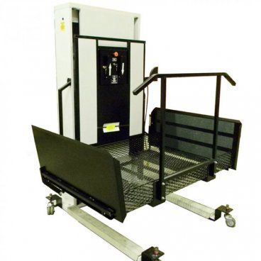 "52"" Portable Wheelchair Lifts for Churches & Public Buildings"