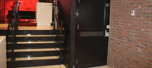 Commercial Wheelchair Lifts - Freedom ADA Compliant Lifts