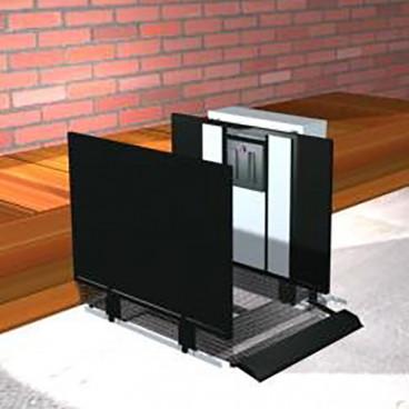 residential front door lift