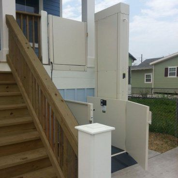 wheelchair access lift