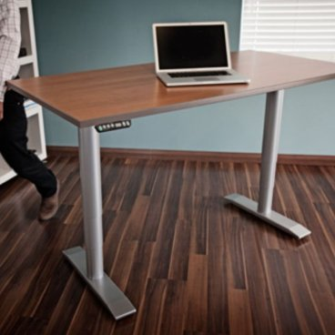 Powered Accessible ADA Workstation 60 inches