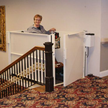 residential wheelchair lift