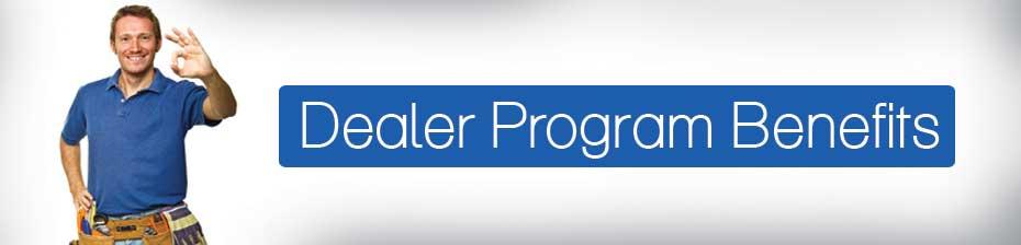 Dealer Program for Contractors and Wholesalers