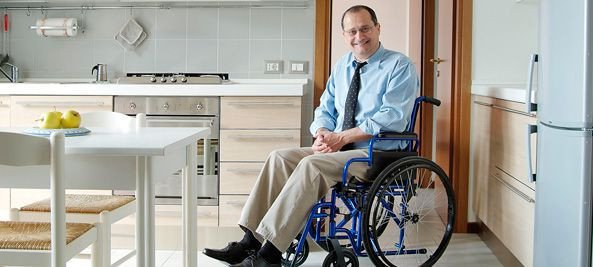 Wheelchair Accessible Kitchen - Freedom Lift Systems