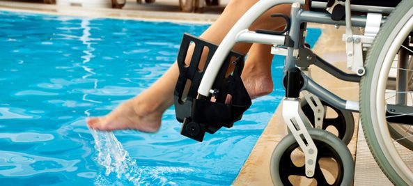 ADA Compliant Pool Lift Chairs - Freedom Lift Systems