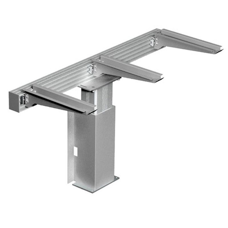 Countertop Height For Wheelchair : Slimlift 6230 Adjustable Counter Lift 45