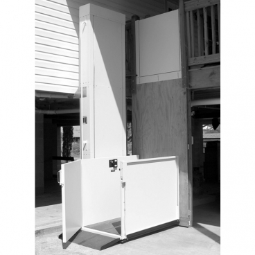 8 foot outdoor residential lift