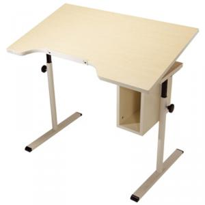 Adjustable Tilt ADA Desk with Storage 40 inches by 24 inches