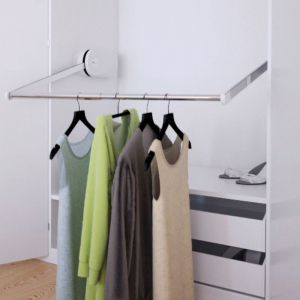 "Butler Electric Wardrobe Lift System - 39.4""-63"" Wide"