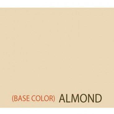Desk Base Color Almond