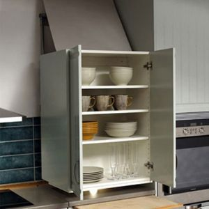 "Diago Wall Cabinet Lifts 23""-47"""