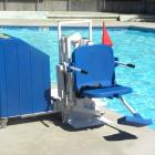 ADA Portable Pool Lift, 375 lb capacity